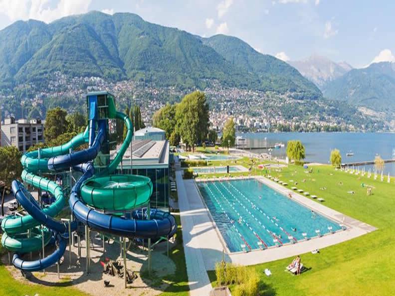Str nde hotel millennium - Bagno pubblico ascona ...
